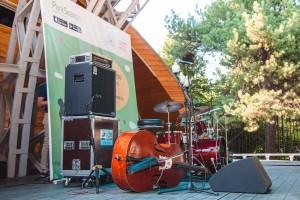 28.07.16 Радио JAZZ приглашает на «Джазовую субботу» в парк Сокольники