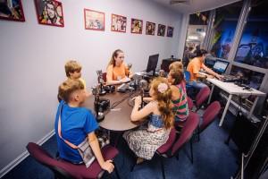 30.08.2016 Студия НАШЕго Радио в Нижнем Новгороде