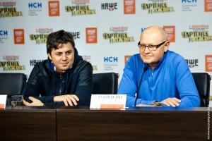 Юрий Донцов и Владимир Зубицкий