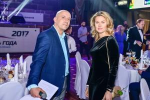 Андрей Ломанов и Наталья Семерханова