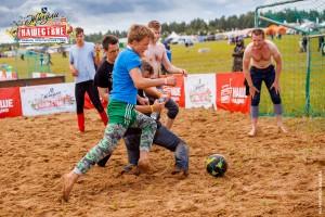 Открыта регистрация на турниры по пляжному футболу и волейболу
