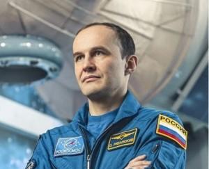 Сергей Рязанцев космонавт