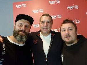 Александр Любимов на НАШЕ Радио