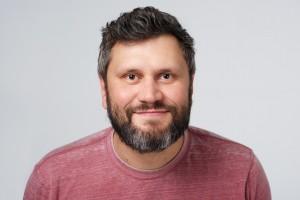 Ведущий утреннего шоу Подъёмники Александр Бон