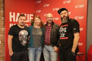 Тимофей Баженов  на НАШЕм Радио