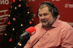 Сергей Лукьяненко о зомби, киноиндустрии и Вадиме Панове – на НАШЕм Радио
