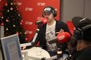 Дмитрий Певцов рассказал о любви к творчеству Высоцкого на НАШЕм Радио
