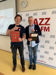 НАШЕ Радио, ROCK FM и JAZZ 89.1 FM поддержали акцию Тотальный диктант 2019