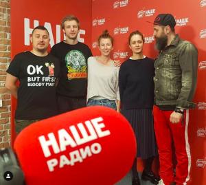 Актриса Виктория Исакова рассказала «Подъемникам» о грядущей премьере спектакля-акции «Рок. Дневник Анны Франк»